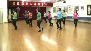 Rock N Roll N Groove -Line Dance (Demo & Walk Through)