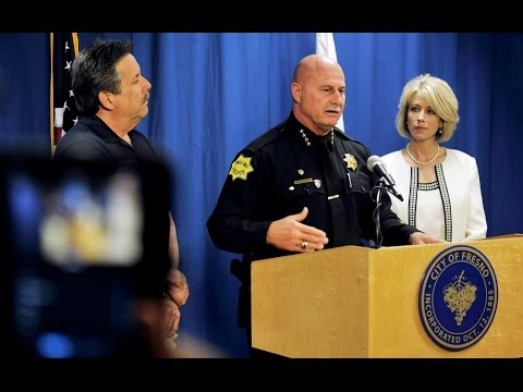 Fresno mayor, police chief on Keith Foster arrest
