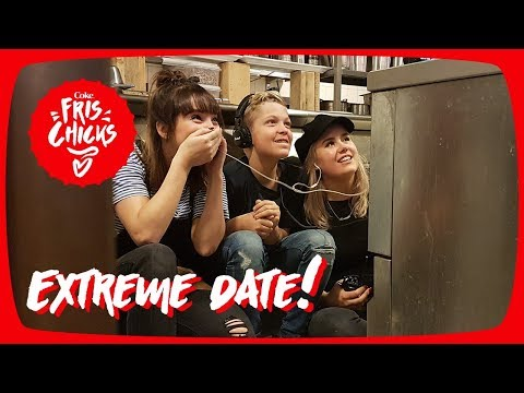 First Dates op zijn Coke FrisChicks! - FrisChicks #1