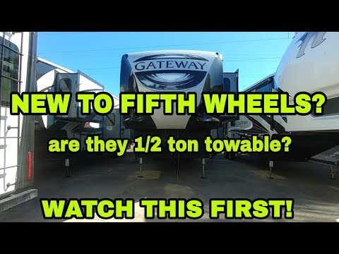New to Fifth Wheel RVs? WATCH THIS FIRST! Part 1