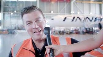 Lapset kysyvät ilmailun ammateista - Osa 5, Lentokonemekaanikko