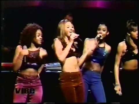 Destinys Child - No No No (Live on The Sinbad Show) - YouTube