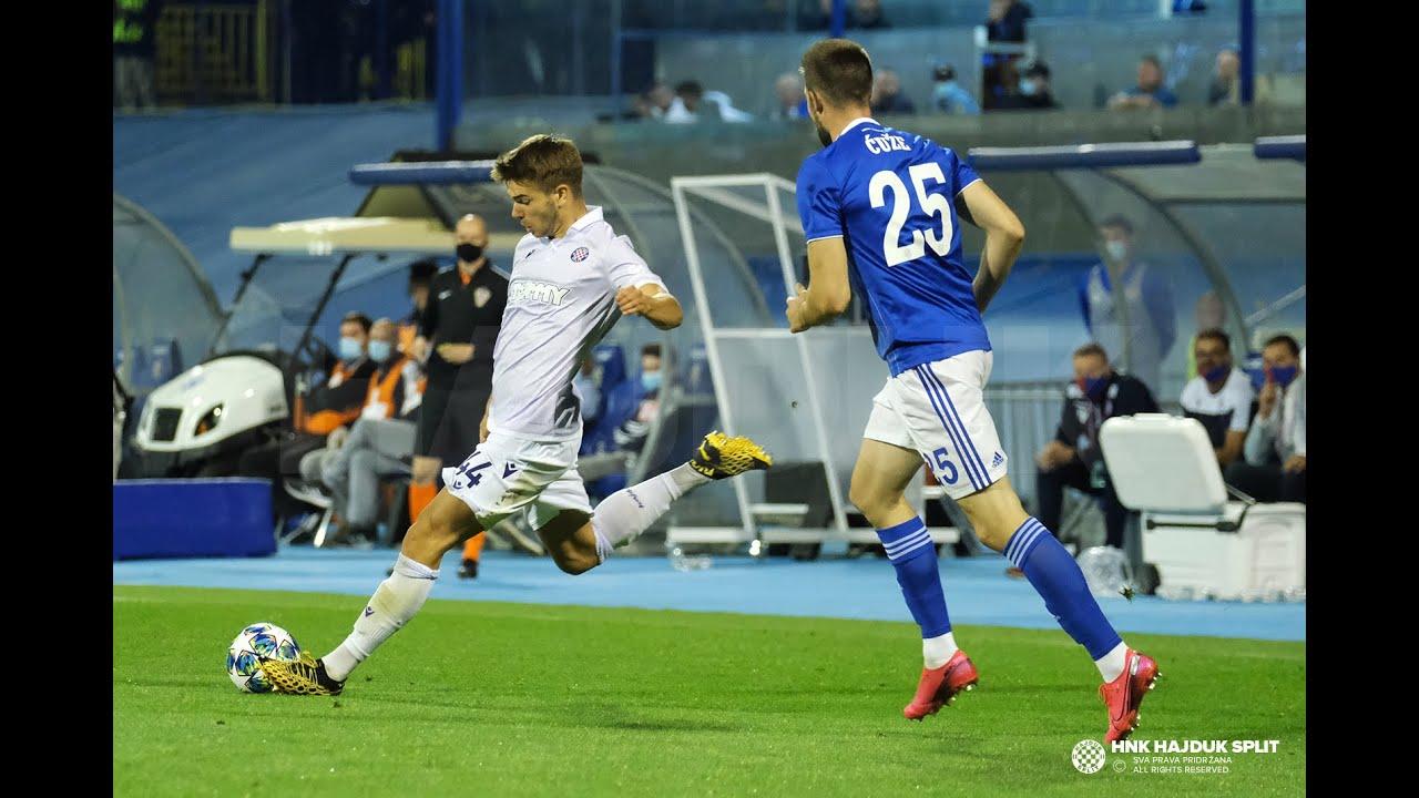 Mario Vušković nakon utakmice Dinamo - Hajduk 2:3