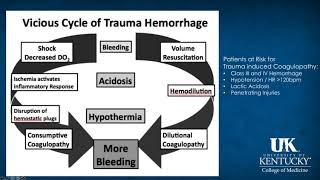 Anesthesia for Trauma care (Dr. Rebel)