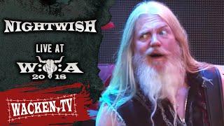 Nightwish - 3 Songs - Live at Wacken Open Air 2018
