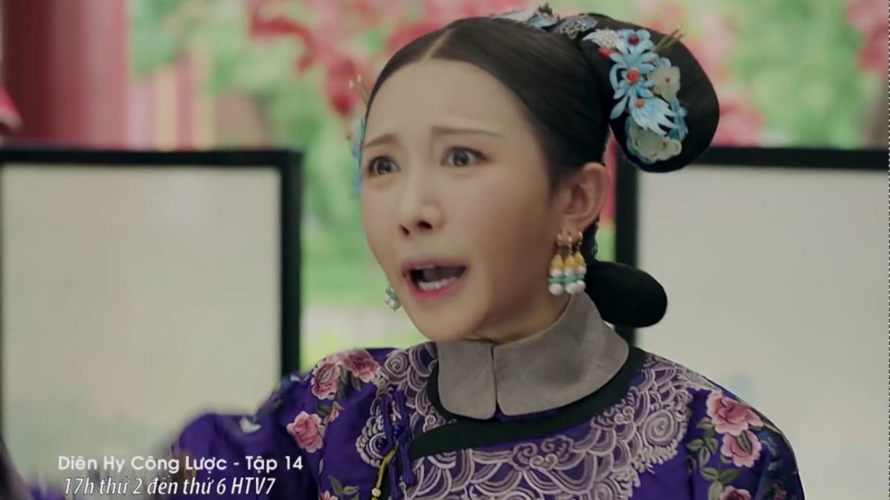 image Diên Hy Công Lược tập 14 - Cao Quý Phi, Di Tần bị trừng trị vì hại Anh Lạc