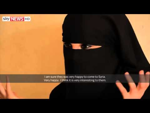Exclusive: Islamic State Commander Says British Teens Were Groomed On Social Media