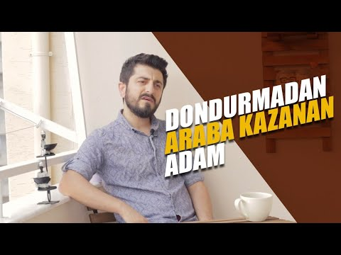 DONDURMADAN ARABA KAZANAN ADAM - Röportaj Adam #01journos