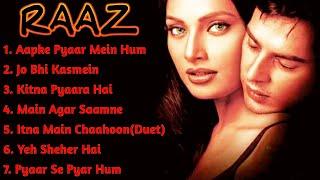 Raaz Movie All Songs  Dino Morea & Bipasha Basu   Long Time Songs  Musical World  