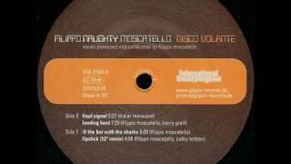 Filippo Naughty Moscatello - Disco Volante