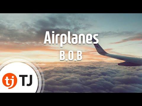 [TJ노래방] Airplanes - B.O.B/ TJ Karaoke