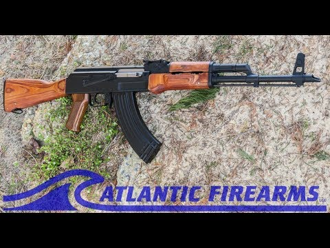AK47 Milled Rifle AAMR-47 at Atlantic Firearms
