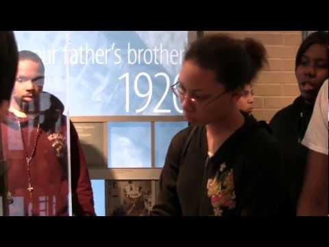 NOVA students visit the Jewish Museum Milwaukee