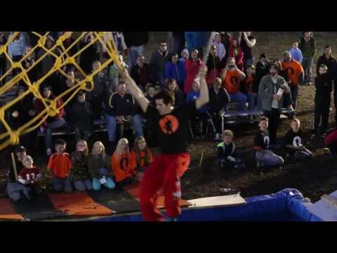 Rockford Ninja Warrior - Speed & Style Runs - 2014 - Drew Drechsel