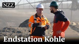Die zerrüttete Kohleregion in Ostdeutschland