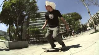 """Документальный отчёт: скейт видео """"NASVAY MEXICO"""""""