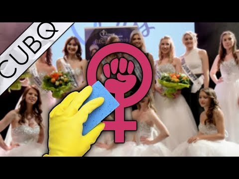 C'est une bonne question #1 : Le feminisme-washing