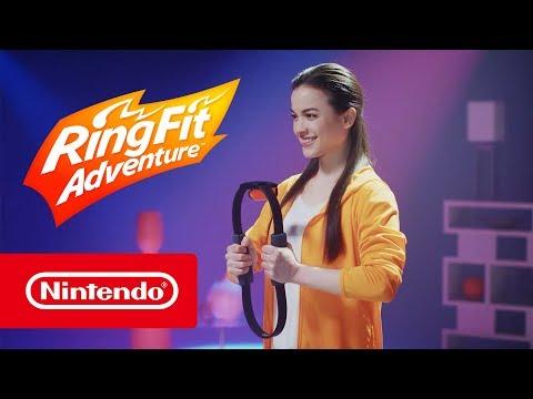 Ring Fit Adventure - Mise à Jour Gratuite (Nintendo Switch)