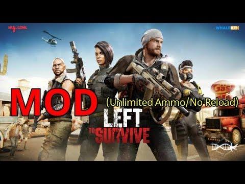 left to survive mod apk 2.3.0