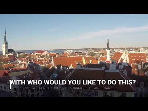Attractions in Tallinn