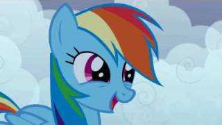 Rainbow Dash - yes, it