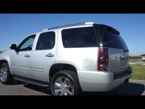 2012 GMC Yukon Denali For Sale~170 Miles~Like Brand New~Navigation~DVD~Back Up Camera~Salvage Title