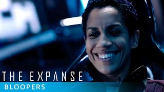 The Expanse Season 4 Bloopers | Prime Video