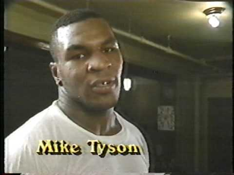 PSA - 1988 - Mike Tyson  Say No To Crack