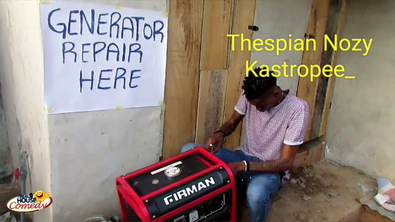 Download The Faulty Generator (Real House Of Comedy) (Nigerian Comedy)