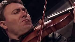 Максим Венгеров играет Каприз 24 Паганини