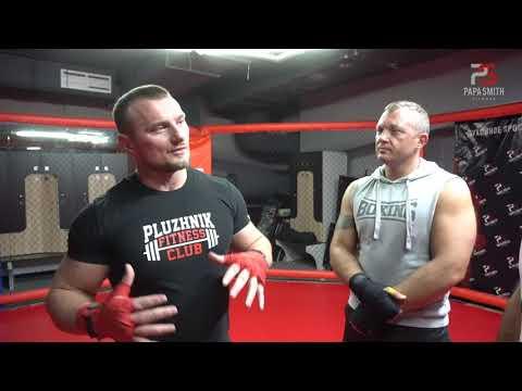 Дениса Гусева позвали на спаринг. Бодибилдер идет в ММА, боксер в Бодибилдинг.