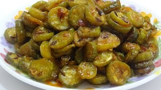Tindora fry Recipe-Kundru Fry-Ivy Gourd Fry-Tendli Fry- Kovakkai Fry