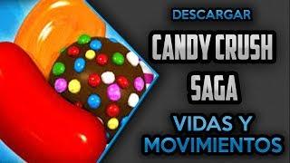 ⭐[MOD] Candy Crush Saga 1.166.0.4 HACK [Vidas y Movimientos] - Link de Descarga [APK] + Gameplay