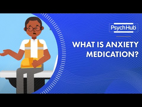 Medication for Anxiety