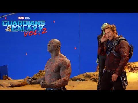 Guardians of the Galaxy Vol.2  Chris Pratt meets Peter Quill   Marvel  HD