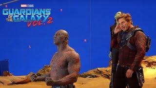 Guardians of the Galaxy Vol.2 - Chris Pratt meets Peter Quill - Official Marvel | HD