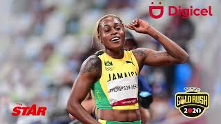 PICTURE THIS: Women's 100m final Tokyo
