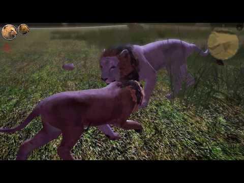 Ultimate Lion Simulator 2 - новый симулятор Льва.Уже можно скачать на Андроид
