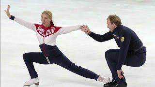 Ледниковый период  Татьяна Навка иАндрей Бурковский  Профайл  (29 10 2016)