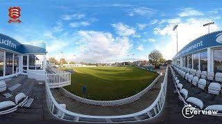 Essex County Cricket Club: 360° Hospitality Tour