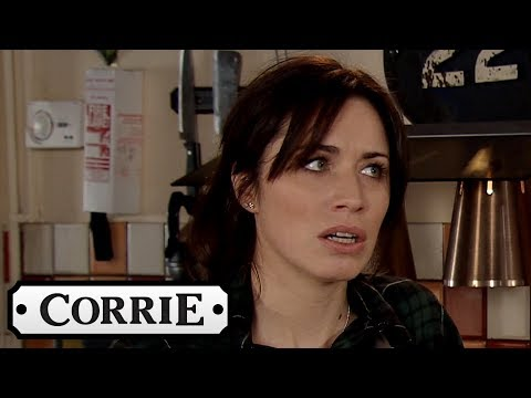Coronation Street - Shona Finds Out Clayton Will Be Getting Out of Prison | PREVIEW