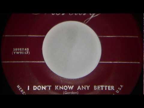 I Don't Know Any Better - Eddy Howard 1952