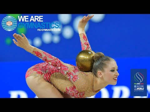 2017 Rhythmic Gymnastics Worlds, Pesaro (ITA) - Day 3 - Part 2