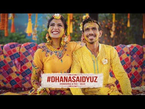 Yuzvendra Chahal X Dhanashree Wedding Film | DhanaSaidYuz