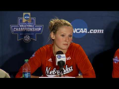 "Husker volleyball postgame: ""Nebraska might be the team to beat too"""