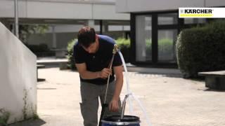 Очистка гидропескоструйной насадкой(В этом видео показана работа гидропескоструйной насадки. С помощью этой насадки и аппарат высокого давлени..., 2014-10-09T12:39:05.000Z)