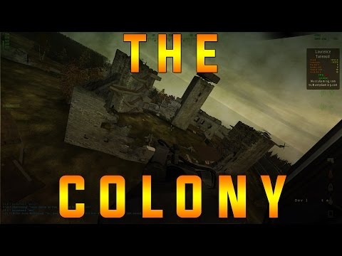 Dayz Epoch - The Colony - I come across a colony of about 8 Bases