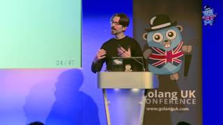 Golang UK Conference 2015 - Damian Gryski - The Go Community