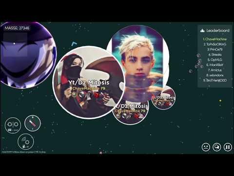 Dz Mitosis - Glue - Revange -Glue Splite - Pop Split - Skills - Epic Moments - Pop