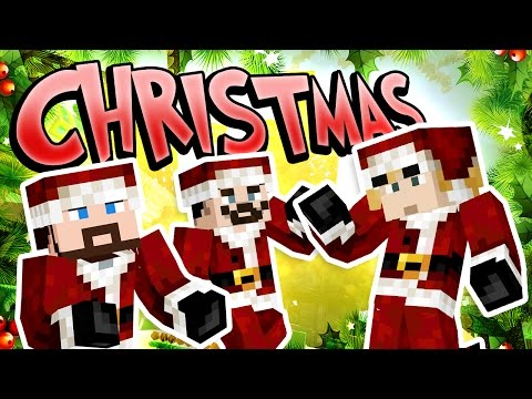 Minecraft - CHRISTMAS SPECIAL - Project Ozone #52